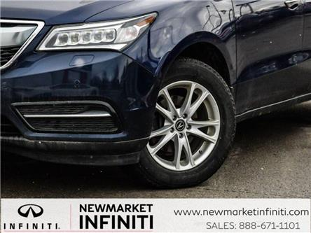 2015 Acura MDX Elite Package (Stk: 20QX5013A) in Newmarket - Image 2 of 30