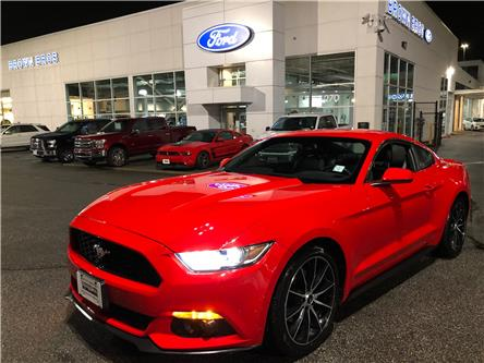 2017 Ford Mustang I4 (Stk: OP19341) in Vancouver - Image 1 of 22