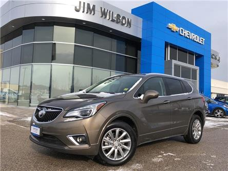 2019 Buick Envision Essence (Stk: 6392) in Orillia - Image 1 of 21