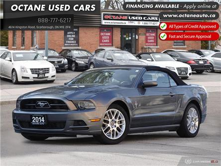 2014 Ford Mustang V6 Premium (Stk: ) in Scarborough - Image 1 of 26