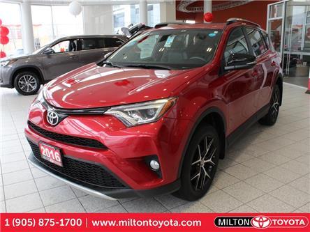 2016 Toyota RAV4 SE (Stk: 526026A) in Milton - Image 1 of 39