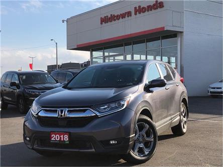 2018 Honda CR-V EX-L (Stk: P13345) in North York - Image 1 of 19