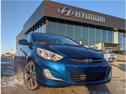 2017 Hyundai Accent SE (Stk: H2519A) in Saskatoon - Image 1 of 19