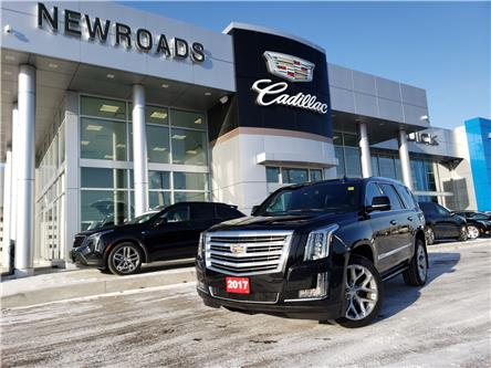 2017 Cadillac Escalade Platinum (Stk: NR13987) in Newmarket - Image 1 of 4