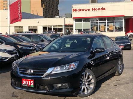 2015 Honda Accord Sport (Stk: P13364) in North York - Image 1 of 20