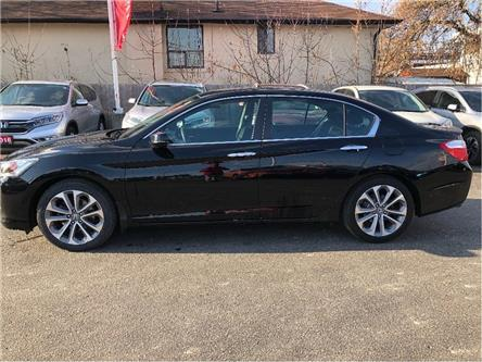 2015 Honda Accord Sport (Stk: P13364) in North York - Image 2 of 20
