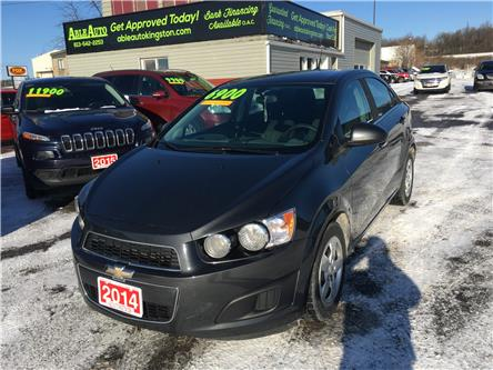 2014 Chevrolet Sonic LT Auto (Stk: 2609) in Kingston - Image 1 of 13