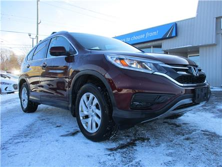 2015 Honda CR-V SE (Stk: 191790) in Kingston - Image 1 of 11