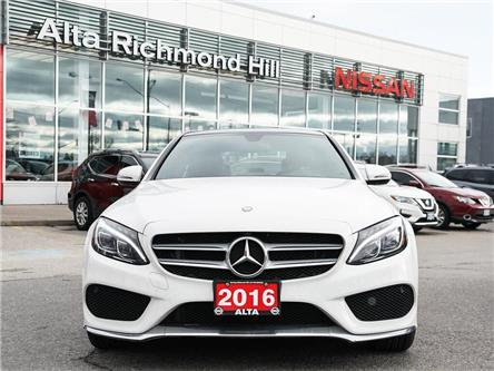 2016 Mercedes-Benz C-Class Base (Stk: RU2802) in Richmond Hill - Image 2 of 24