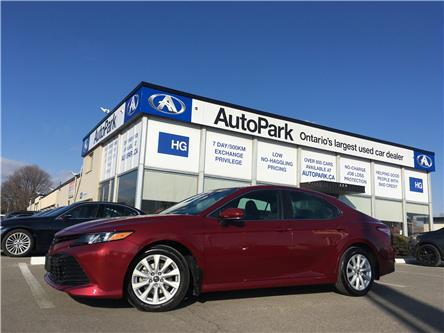 2019 Toyota Camry LE (Stk: 19-25248) in Brampton - Image 1 of 25