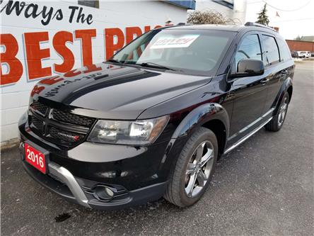 2016 Dodge Journey Crossroad (Stk: 19-815T) in Oshawa - Image 1 of 14