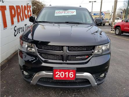 2016 Dodge Journey Crossroad (Stk: 19-815T) in Oshawa - Image 2 of 14
