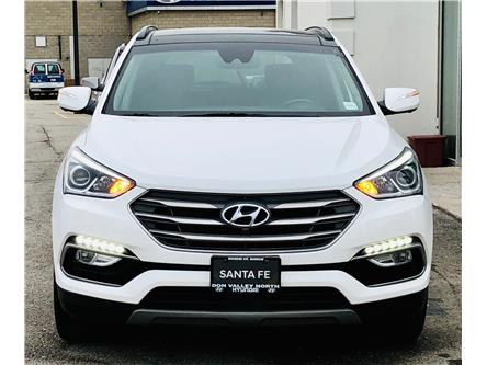 2018 Hyundai Santa Fe Sport 2.0T Ultimate (Stk: 8201H) in Markham - Image 2 of 28