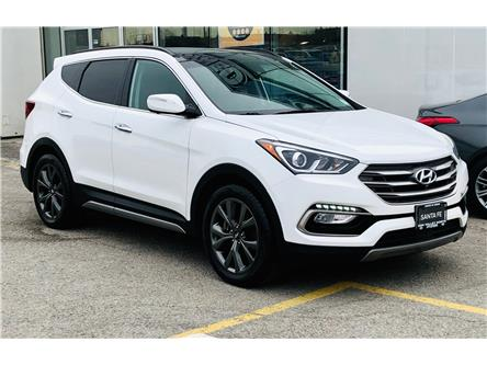 2018 Hyundai Santa Fe Sport 2.0T Ultimate (Stk: 8201H) in Markham - Image 1 of 28