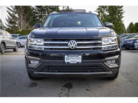 2019 Volkswagen Atlas 3.6 FSI Highline (Stk: VW1006) in Vancouver - Image 2 of 17