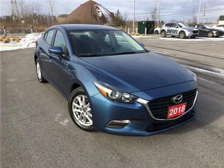 2018 Mazda Mazda3 GS (Stk: BHM208) in Ottawa - Image 1 of 20