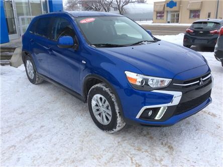 2019 Mitsubishi RVR SE (Stk: 210815) in Brooks - Image 1 of 21