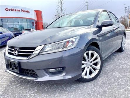 2015 Honda Accord Touring V6 (Stk: 191189A) in Orléans - Image 1 of 23