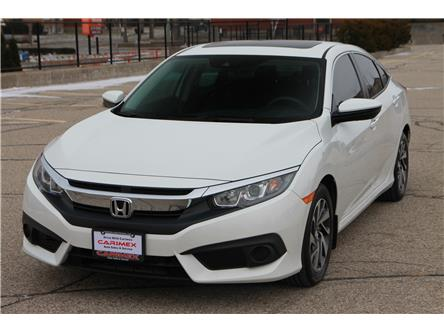 2017 Honda Civic EX (Stk: 1912581) in Waterloo - Image 1 of 29