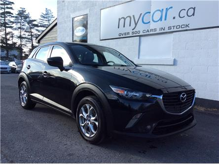 2018 Mazda CX-3 GS (Stk: 191854) in Richmond - Image 1 of 21