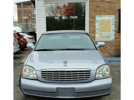 2004 Cadillac DeVille Base (Stk: ) in Oshawa - Image 2 of 19