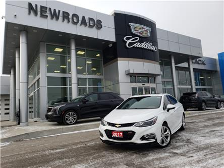 2017 Chevrolet Cruze Premier Auto (Stk: NR13769) in Newmarket - Image 1 of 30