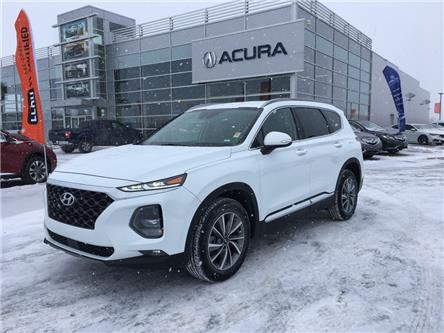 2019 Hyundai Santa Fe Preferred 2.4 (Stk: A4078) in Saskatoon - Image 1 of 17