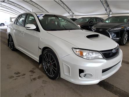 2013 Subaru WRX STI Base (Stk: LU0276A) in Calgary - Image 1 of 23
