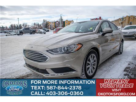 2017 Ford Fusion S (Stk: B81542) in Okotoks - Image 1 of 21