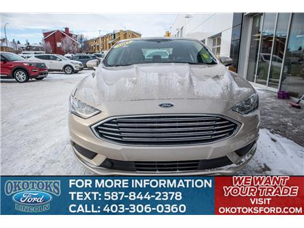 2017 Ford Fusion S (Stk: B81542) in Okotoks - Image 2 of 21