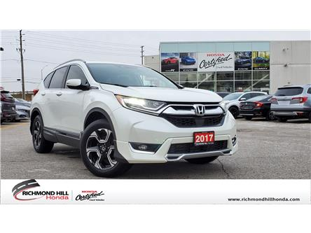 2017 Honda CR-V Touring (Stk: 191539A) in Richmond Hill - Image 1 of 28