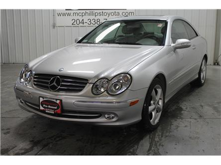 2005 Mercedes-Benz CLK-Class Base (Stk: B10838) in Winnipeg - Image 2 of 28