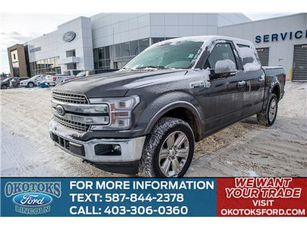2019 Ford F-150 Lariat (Stk: K-2462) in Okotoks - Image 1 of 5