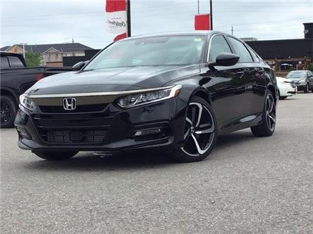 2020 Honda Accord Sport 2.0T (Stk: 20304) in Barrie - Image 1 of 23