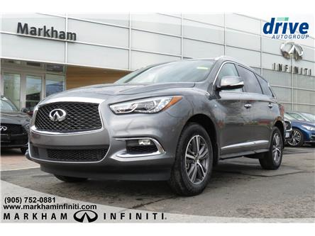2019 Infiniti QX60 Pure (Stk: P3171) in Markham - Image 1 of 23
