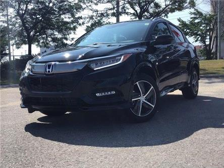 2020 Honda HR-V Touring (Stk: 20302) in Barrie - Image 1 of 24