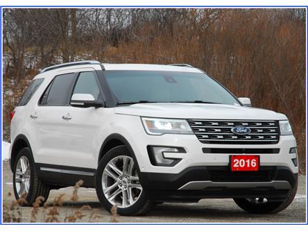 2016 Ford Explorer Limited (Stk: 150910) in Kitchener - Image 1 of 20