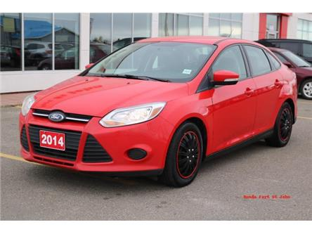 2014 Ford Focus SE (Stk: U1073) in Fort St. John - Image 1 of 18