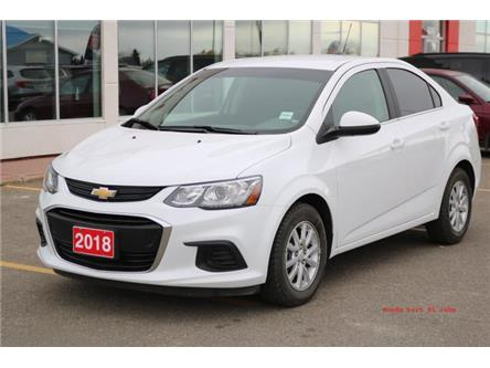 2018 Chevrolet Sonic LT Auto (Stk: U1076) in Fort St. John - Image 1 of 19