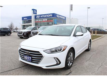 2017 Hyundai Elantra GL (Stk: 305520A) in Milton - Image 1 of 18