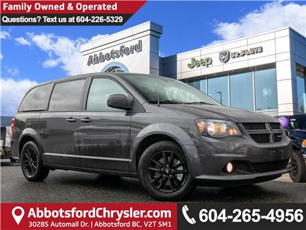2019 Dodge Grand Caravan GT (Stk: AB0971) in Abbotsford - Image 1 of 27