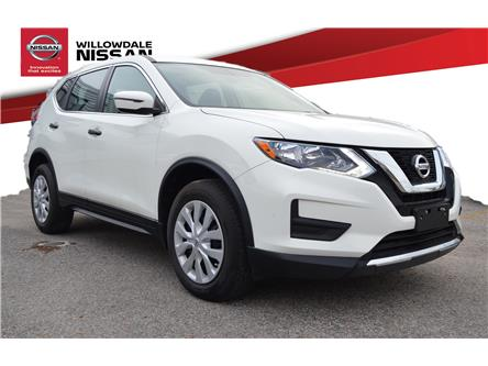 2017 Nissan Rogue S (Stk: C35229) in Thornhill - Image 1 of 25