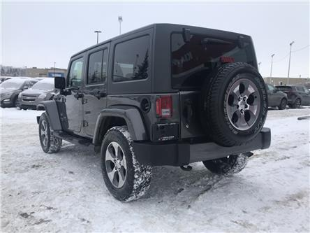 2018 Jeep Wrangler JK Unlimited Sahara (Stk: 9FT3268A) in Calgary - Image 2 of 7