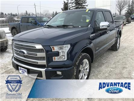 2015 Ford F-150 Platinum (Stk: K-1949A) in Calgary - Image 1 of 26