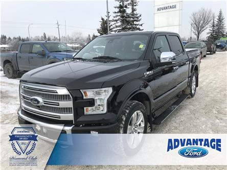 2016 Ford F-150 Platinum (Stk: K-2503A) in Calgary - Image 1 of 26