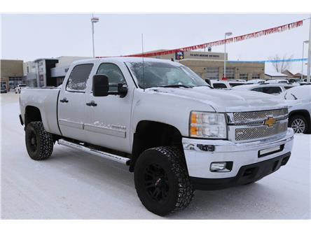 2011 Chevrolet Silverado 2500HD LT (Stk: 177399) in Medicine Hat - Image 1 of 21