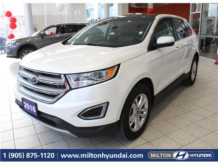 2016 Ford Edge SEL (Stk: B07756) in Milton - Image 1 of 38