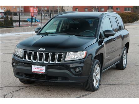 2013 Jeep Compass Sport/North (Stk: 1911544) in Waterloo - Image 1 of 25