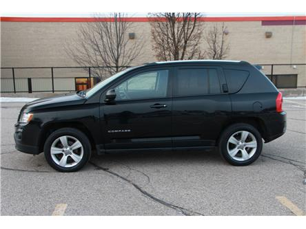2013 Jeep Compass Sport/North (Stk: 1911544) in Waterloo - Image 2 of 25