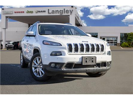 2016 Jeep Cherokee Limited (Stk: LC0077) in Surrey - Image 1 of 25